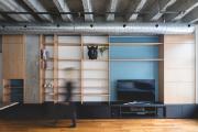 Le mobilier intégré se fond naturellement au décor... (Photo : Raphaël Thibodeau) - image 1.0