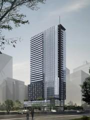 Image du projet immobilier final.... (Image fournie par le Groupe Canvar) - image 2.0