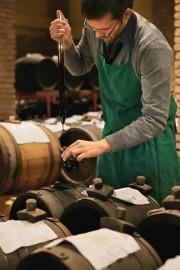 Les vinaigres d'Andrea Bezzecchi sont fabriqués selon la... (Photo fournie par l'Acetaia San Giacomo) - image 2.0