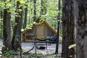 Que ce soit des tentes Huttopia, des yourtes,... (Photo Olivier Jean, Archives La Presse) - image 2.0