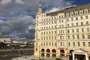 L'hôtel Baltschug, propriété de la chaîne Kempinski.... (Photo Laura-Julie Perreault, La Presse) - image 4.0