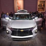 Le Blazer 2019. Photo Chevrolet... - image 2.0