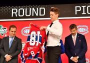 Jesperi Kotkaniemi a été sélectionné par le Canadien... (PhotoJerome Miron, USA TODAY Sports) - image 1.0