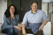 Betty Bonifassi et Robert Lepage.... (PHOTO DAVID BOILY, LA PRESSE) - image 2.0