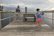 À la pêche... (Photo fournie par la famille) - image 3.0