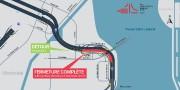 Entraves sur l'autoroute Bonaventure... (ILLUSTRATION FOURNIE PAR LE MINISTÈRE DES TRANSPORTS) - image 4.0