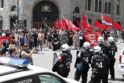Un autre appel à la mobilisation a été... (Robert Skinner, La Presse) - image 1.0