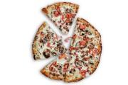 La pan pizza façonnée à la main, sauce... (Photo Alain Roberge, La Presse) - image 5.0