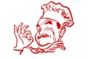 Entre les pizzerias No 900, Gema, Moleskine, Bottega... (Illustration La Presse) - image 6.0