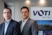 Rory Olson, PDG de Voti (à gauche), et... (Photo Marco Campanozzi, La Presse) - image 1.0