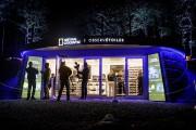 Le National Geographica apposé son sceau à l'activité,... (Photo Alain Roberge, La Presse) - image 3.0