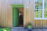 Bienvenue chez Jean-Luc et Marie-Hélène! La porte vert... (Photo Édouard Plante-Fréchette, La Presse) - image 3.0