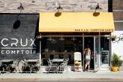 Crux est un comptoirà smoothies, salades et «wrap»... (Photo Marco Campanozzi, La Presse) - image 3.0