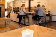 Le Basal Coffee travaille avec des torréfacteurs américains.... (Photo Bernard Brault, La Presse) - image 1.0
