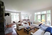 Le salon et, en arrière-plan, la salle à... (Photo RobertSkinner, La Presse) - image 2.0