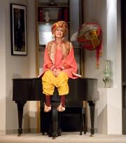 Josée Deschênes dans Zaza d'abord!... (Photo Julie Gauthier, fournie par le Théâtre des Cascades) - image 3.0