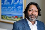 RajdeepBasu, président de l'entreprisebritannique Solargise... (Photo Edouard Plante-Fréchette, Archives La Presse) - image 1.0
