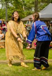 Le pow-wow d'Odanak est l'occasion de découvrir plusieurs... (Photo André Gill, fournie par Tourisme autochtone) - image 3.0