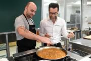 Le chef espagnol Quique Dacosta est passé à... (Photo Bernard Brault, La Presse) - image 2.0