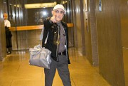 À son arrivée au palais de justice hier... (Photo PatrickSanfaçon, La Presse) - image 1.0