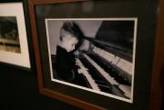 Francois Dompierre au piano, enfant... (PHOTO DAVID BOILY, LA PRESSE) - image 2.0