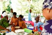Un groupe de Yorubas du Bénin a célébré... (PHOTO BERNARD BRAULT, LA PRESSE) - image 3.0