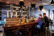 Premier boue-pub de l'Abitibi-Témiscamingue, le Trèfle noir anime... (Photo Alain Roberge, La Presse) - image 2.0