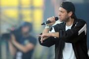 Le rappeur Loud, le 7 juillet dernier, sur... (Photo Pascal Ratthé, Le Soleil) - image 3.0
