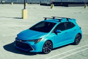 La Corolla Hatchback. Photo Toyota... - image 8.0