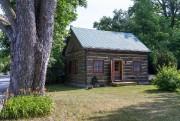 La cabane de Simon Lyster... (Photo Martin Tremblay, La Presse) - image 1.0