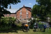 Le Old Mill 1849 et le moulin Cornell.... (PHOTO MARTIN TREMBLAY, LA PRESSE) - image 5.0