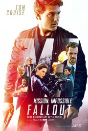 L'affiche de Mission : Impossible - Fallout... (PHOTO FOURNIE PAR LA PRODUCTION) - image 1.0