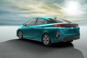 Une Prius Prime 2017. Photo Toyota... - image 7.0