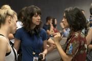 La réalisatrice SusannaFogel (au centre) avec les deux... (Photo fournie par Lionsgate) - image 1.0