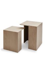 Les Building Tables de la marque danoise Skagerak... (Photo fournie par Skagerak) - image 1.0