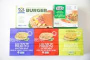 Ces végéburgers ne fournissent que 3 g ou... (Photo François Roy, La Presse) - image 4.0
