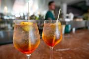 Des spritzers du Cicchetti.... (Photo David Boily, La Presse) - image 2.0