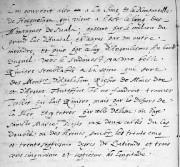 Une photo du manuscrit de 1602 ou 1603... (PHOTO FOURNIE PAR LES RENDEZ-VOUS D'HISTOIRE DE QUÉBEC) - image 2.0