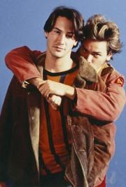 Keanu Reeves et River Phoenix dans My Own... (photo fournie par la production) - image 5.0