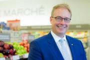 Éric Bouchard, vice-président principal de Pharmaprix, explique que... (Photo Edouard Plante-Fréchette, La Presse) - image 1.0