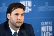 Le directeur technique de l'Impact, Adam Braz... (Photo Bernard Brault, Archives La Presse) - image 1.0