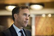 Le ministre des Finances, Bill Morneau... (PHOTO Christopher Katsarov, ARCHIVES LA PRESSE CANADIENNE) - image 1.0