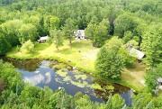 On voit ici l'étendue de la portion défrichée... (Photo fournie par Sotheby's International Realty Québec) - image 2.0