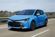 La Toyota Corolla 2019... (Photo fournie par Toyota) - image 6.0