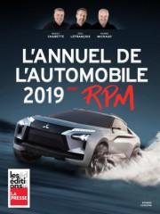 L'annuel de l'automobile 2019... (Photo fournie par Les Éditions La Presse) - image 1.0