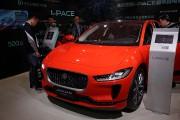 Le VUS électrique I-Pace de Jaguar Land Rover... (Photo Andy Wong, AP) - image 1.0