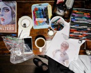 Son poste de travail.... (PHOTOWHITTEN SABBATINI, ARCHIVES THE NEW YORK TIMES) - image 2.0