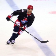 Maxime Talbotdans l'uniforme duLokomotiv... (Photo tirée de la page Twitter du HC Lokomotiv) - image 1.1