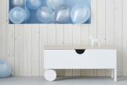 Discret et pratique, le banc-coffre IKEA PS 1995... (Photo fournie par IKEA) - image 6.0