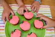 Les cupcakes sont prêts à être dégustés.... (Photo Alain Roberge, La Presse) - image 2.0